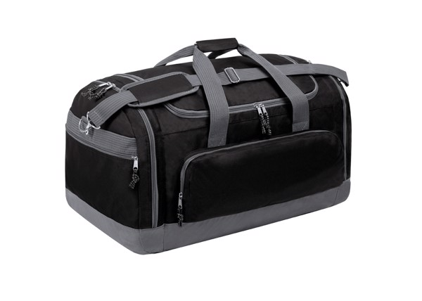 Sports Bag Melbor - Black
