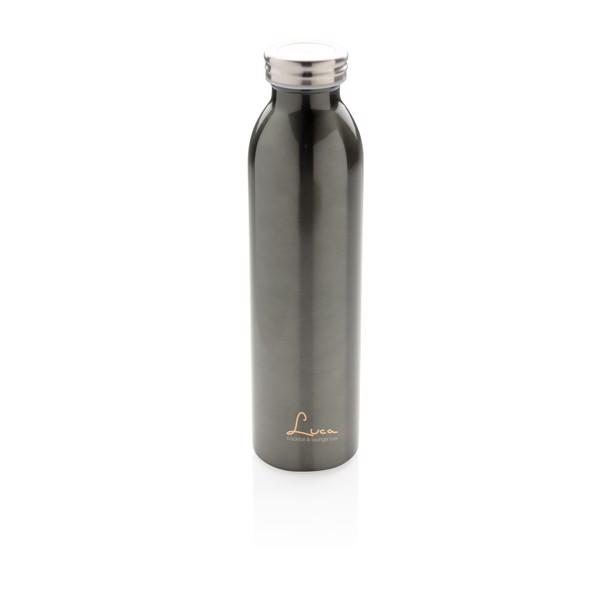 Szivárgásmentes, réz- és vákuumszigetelt palack - Szürke