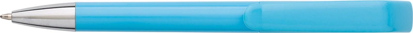 ABS ballpen - Light Blue