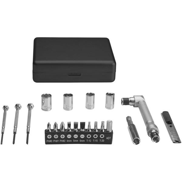 Beverly 20-piece tool box