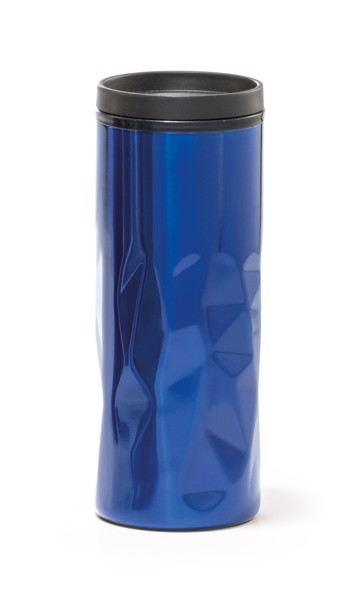 LARRY. Travel cup 520 ml - Blue