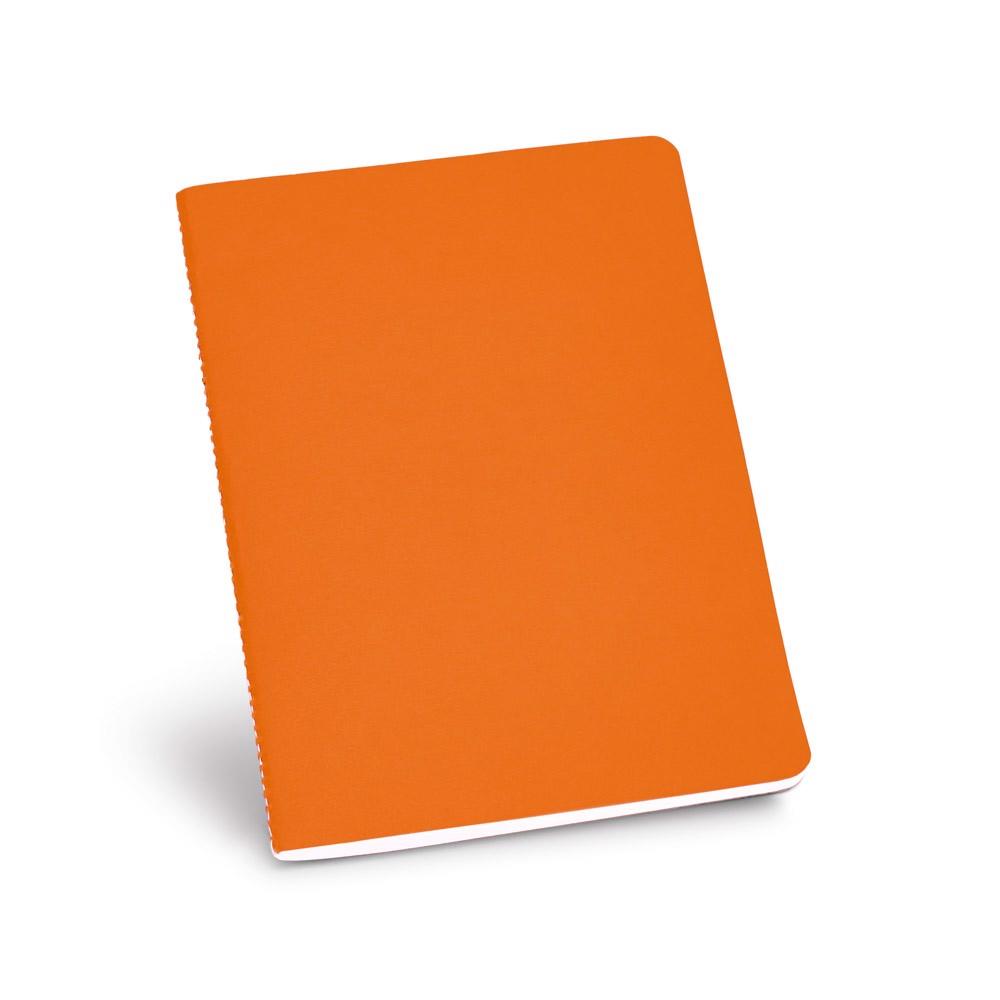ECOWN. A5 Notepad - Orange