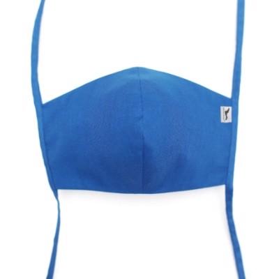 Obličejová maska tvarovaná unisex Malfini Boat - Královská Modrá / uni