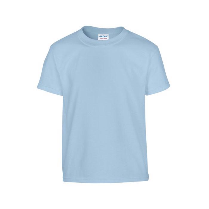 Youth t-shirt 185 g/m² Heavy Youth T-Shirt 5000B - Light Blue / L