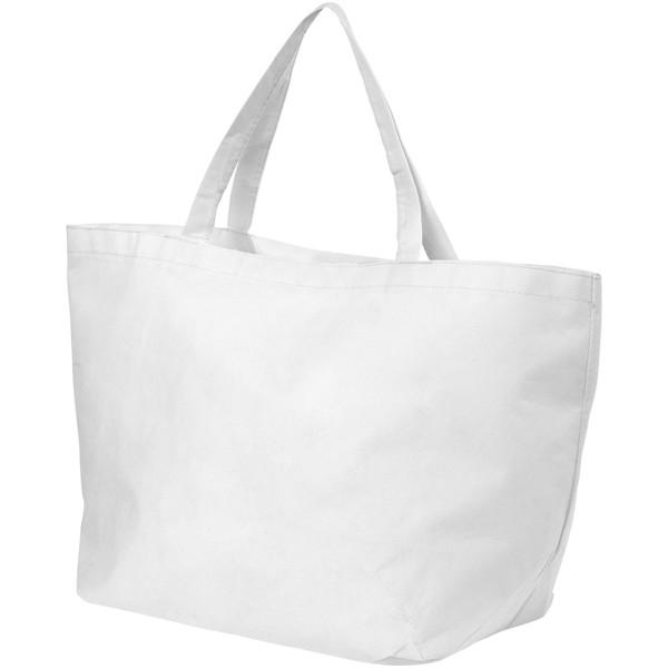 Maryville Non Woven Einkaufstasche - Weiss