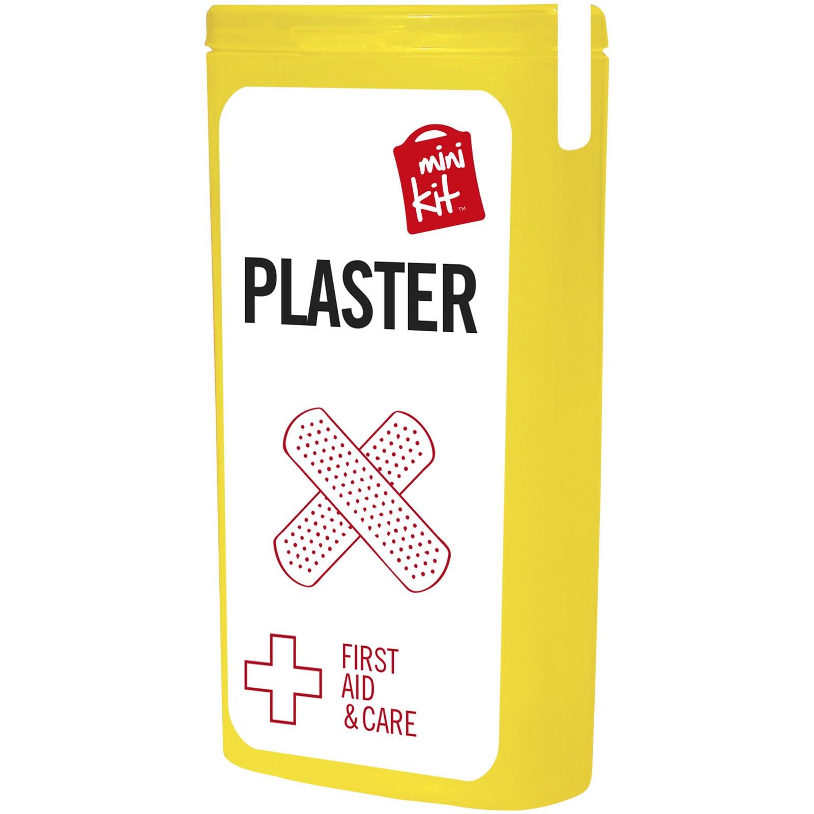 MiniKit Plasters - Yellow