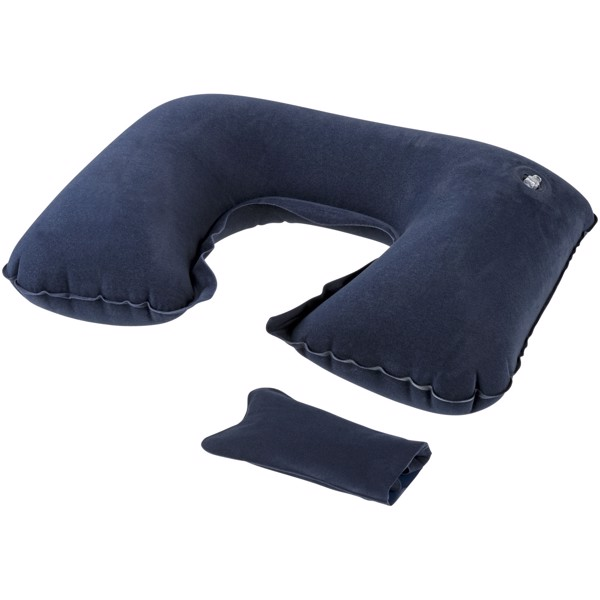 Detroit inflatable pillow - Navy