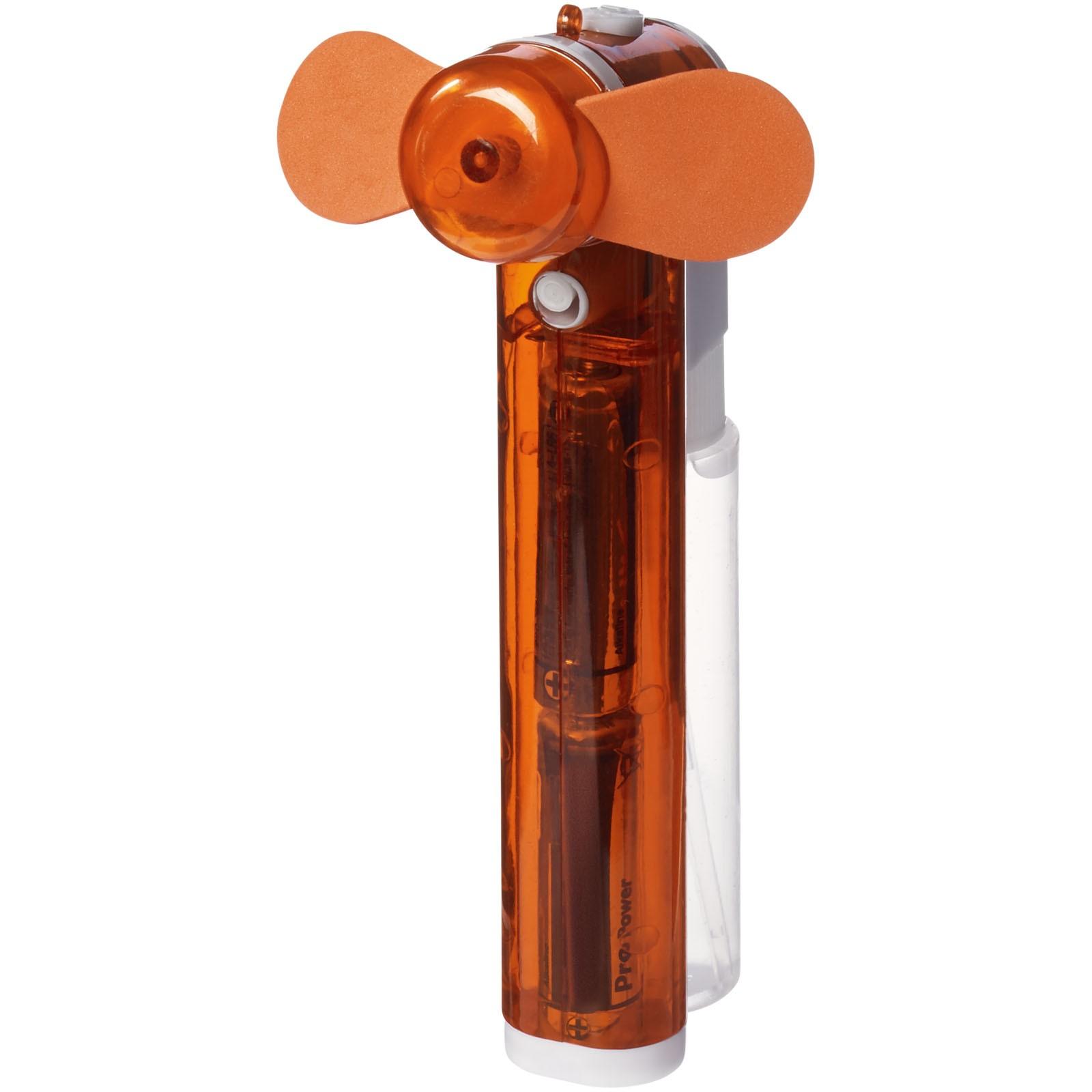 Fiji Wasser Taschenventilator - Orange