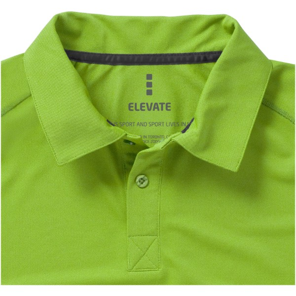 Ottawa short sleeve men's cool fit polo - Apple Green / L