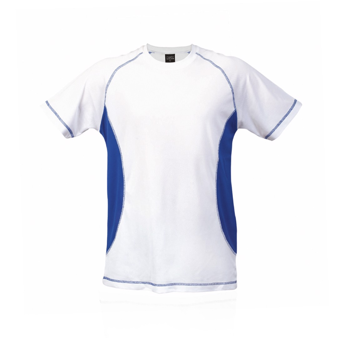 Camiseta Adulto Tecnic Combi - Azul / M