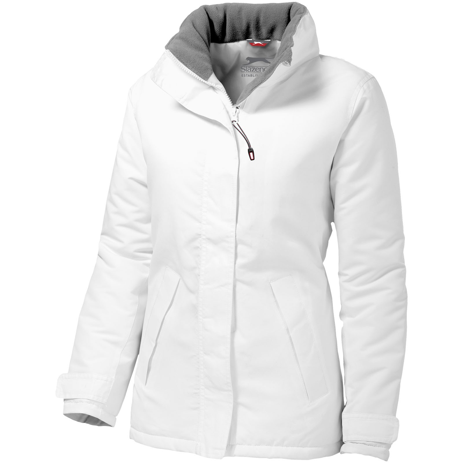 Under Spin ladies insulated jacket - White / XXL
