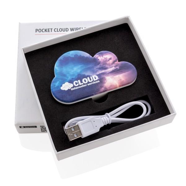 Felhő vezeték nélküli adattároló
