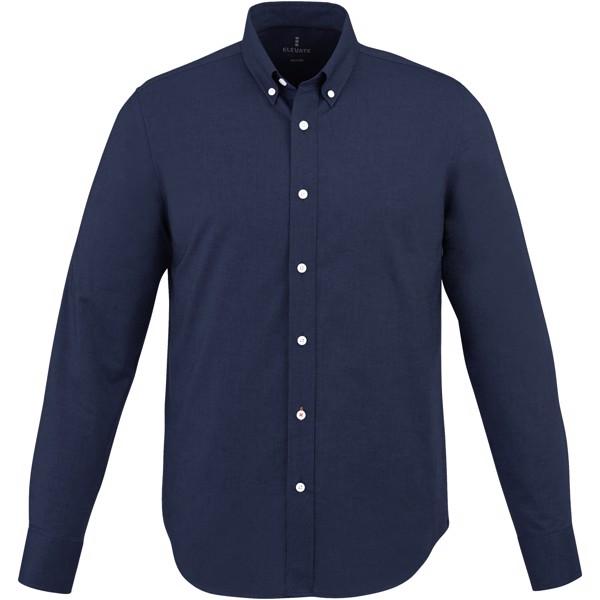Vaillant long sleeve men's oxford shirt - Navy / XL