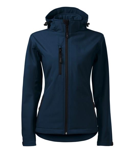 Softshell Jacket women's Malfini Performance - Navy Blue / XS