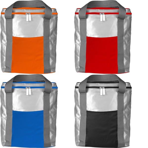 Polyester (420D) cooler bag - Cobalt Blue