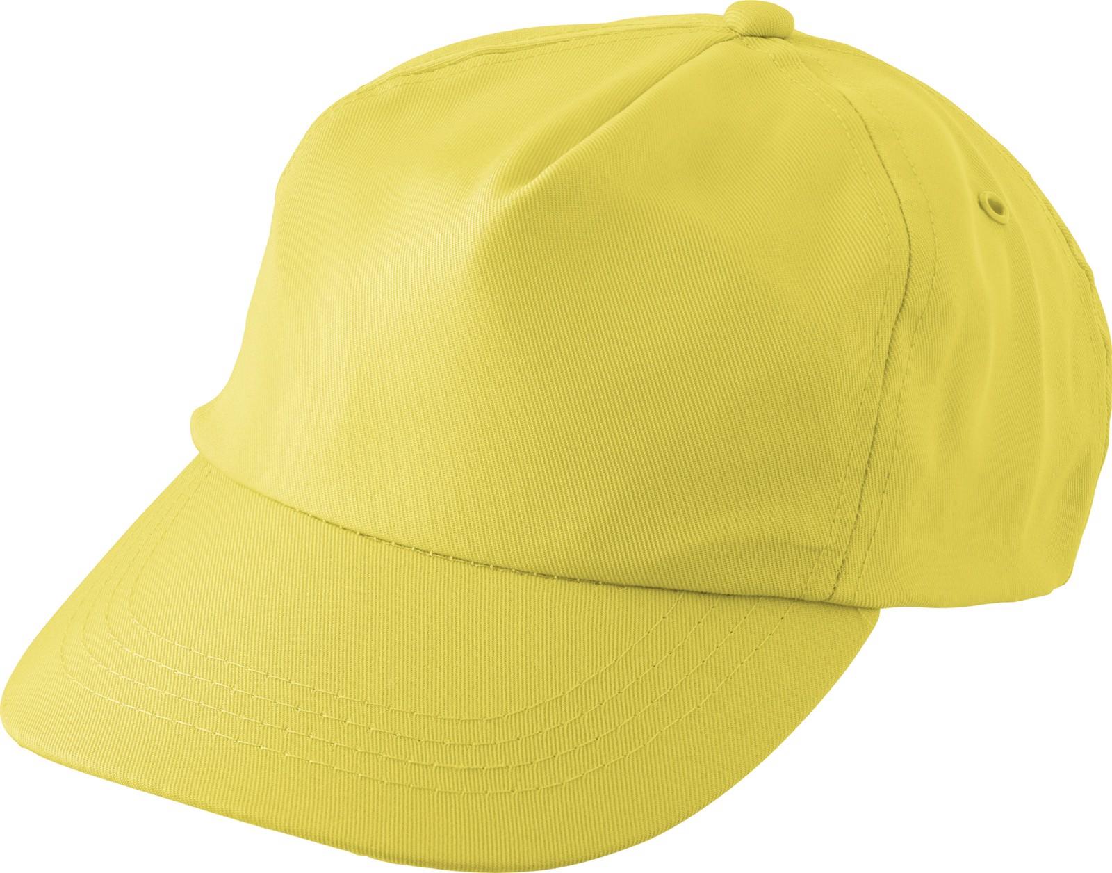 Gorra RPET - Yellow