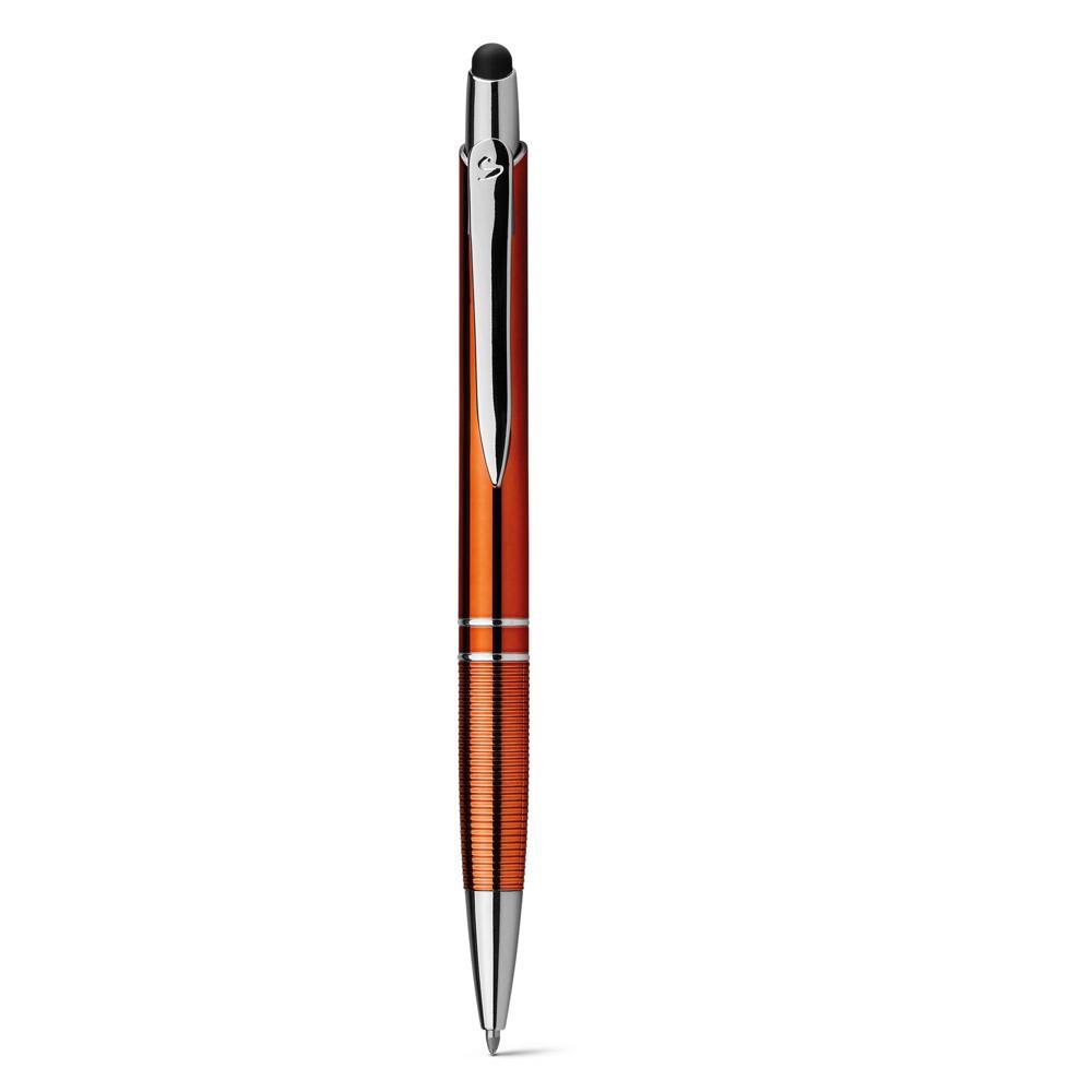 MARIETA UV STYLUS. Kuličkové pero - Oranžová