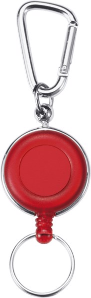 ABS pass holder - Red