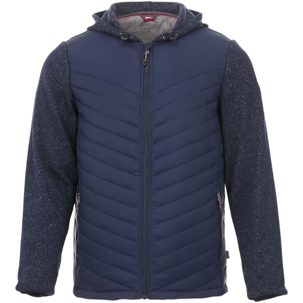 Hutch insulated hybrid jacket - Navy / XXL
