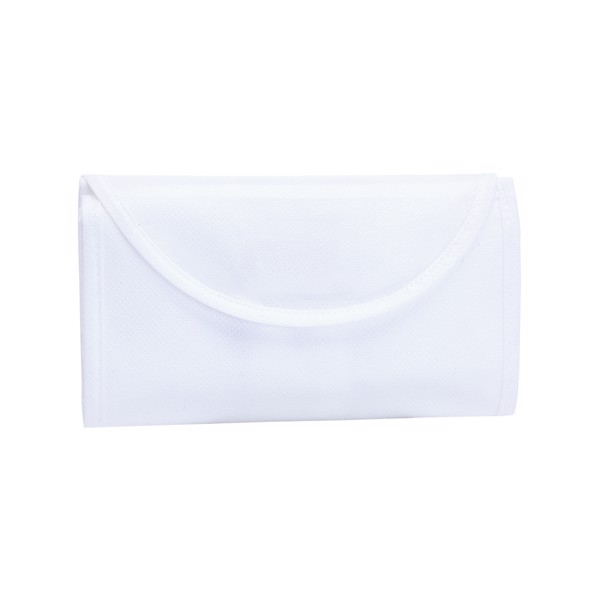 Foldable Bag Konsum - White
