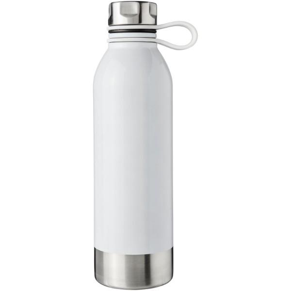 Sportovní láhev Podium 740 ml z nerezové oceli - Bílá