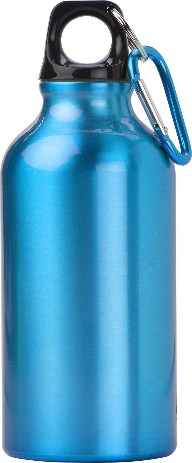 Aluminium bottle - Light Blue