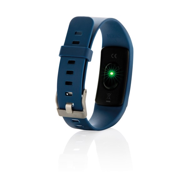 Stay Fit szívritmusmérővel - Kék
