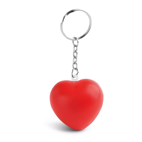 HEARTY. Antistresová klíčenka