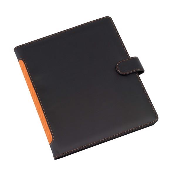 Portfolio Widget / Oranžová