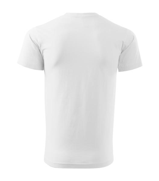 Tričko pánské Malfini Basic - Bílá / L