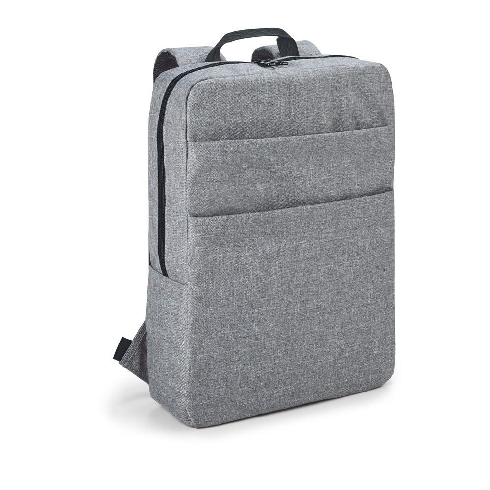 GRAPHS BPACK. Laptop backpack 15'6'' - Light Grey