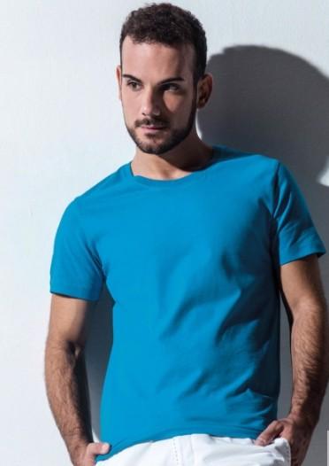 T-shirt Wayne Organic - White