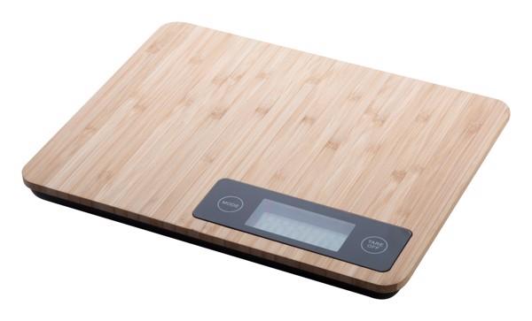 Kuchyňská Váha BooCook - Přírodní