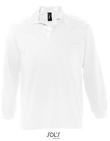 Men´S Rugbyshirt Pack - White / White / S