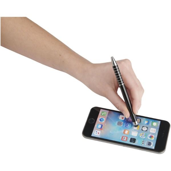 Długopis aluminiowy Glaze - Czarny