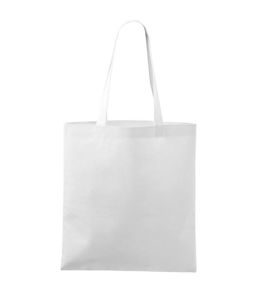 Nákupní taška unisex Piccolio Bloom - Bílá / uni