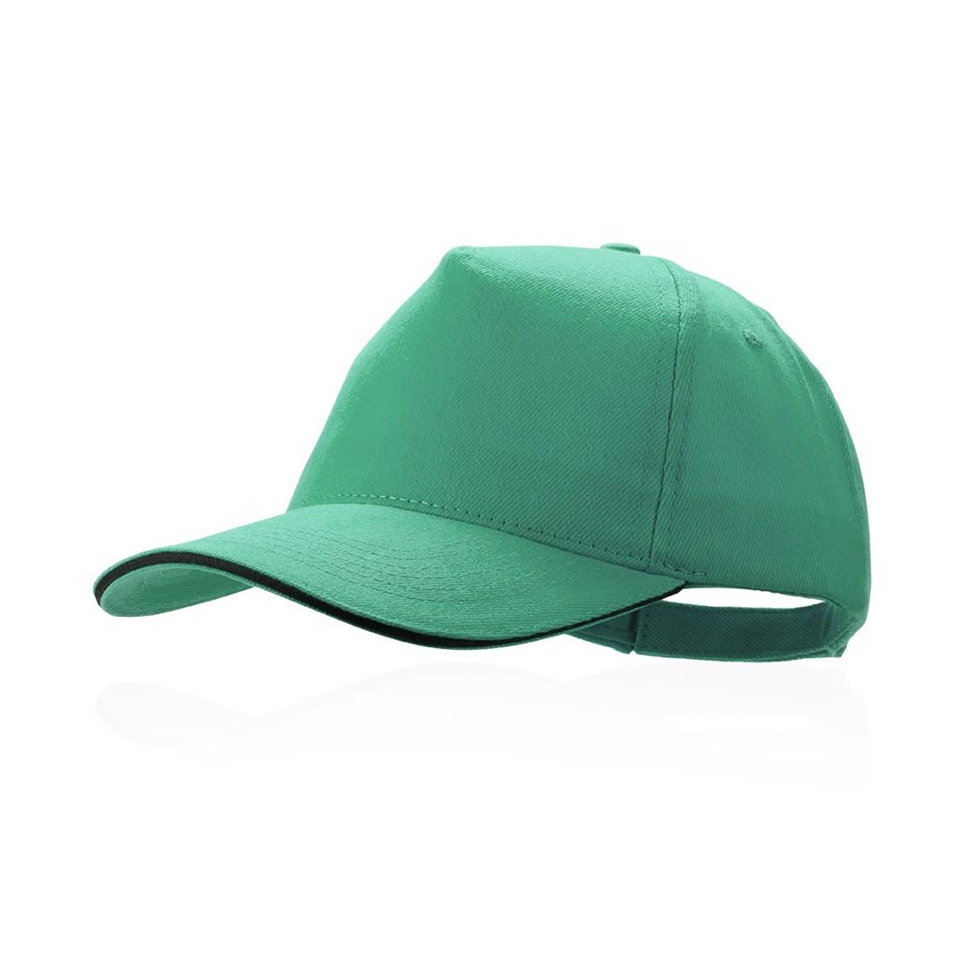 Gorra Kisse - Verde