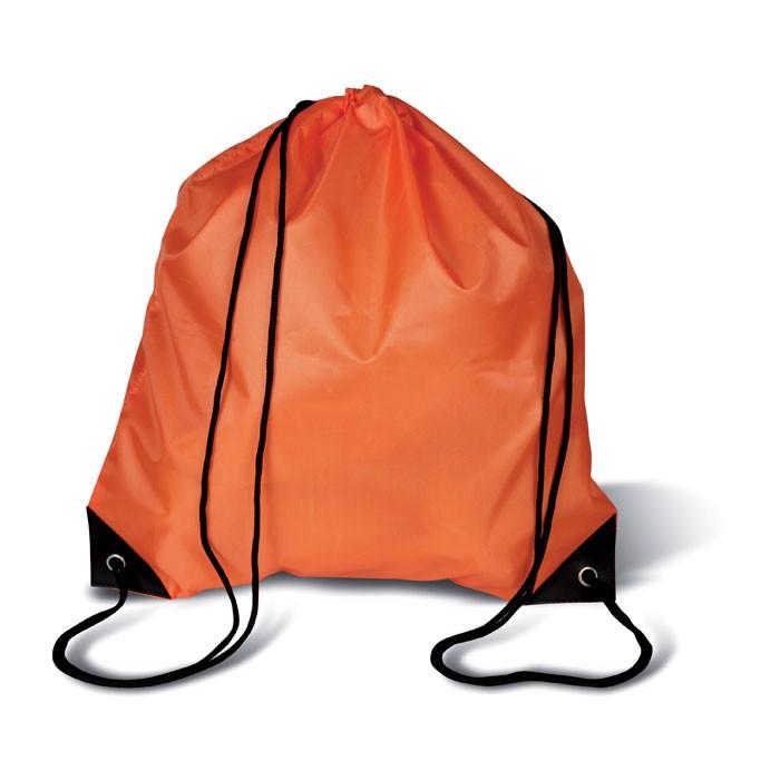 Plecak z linką Shoop - pomarańczowy