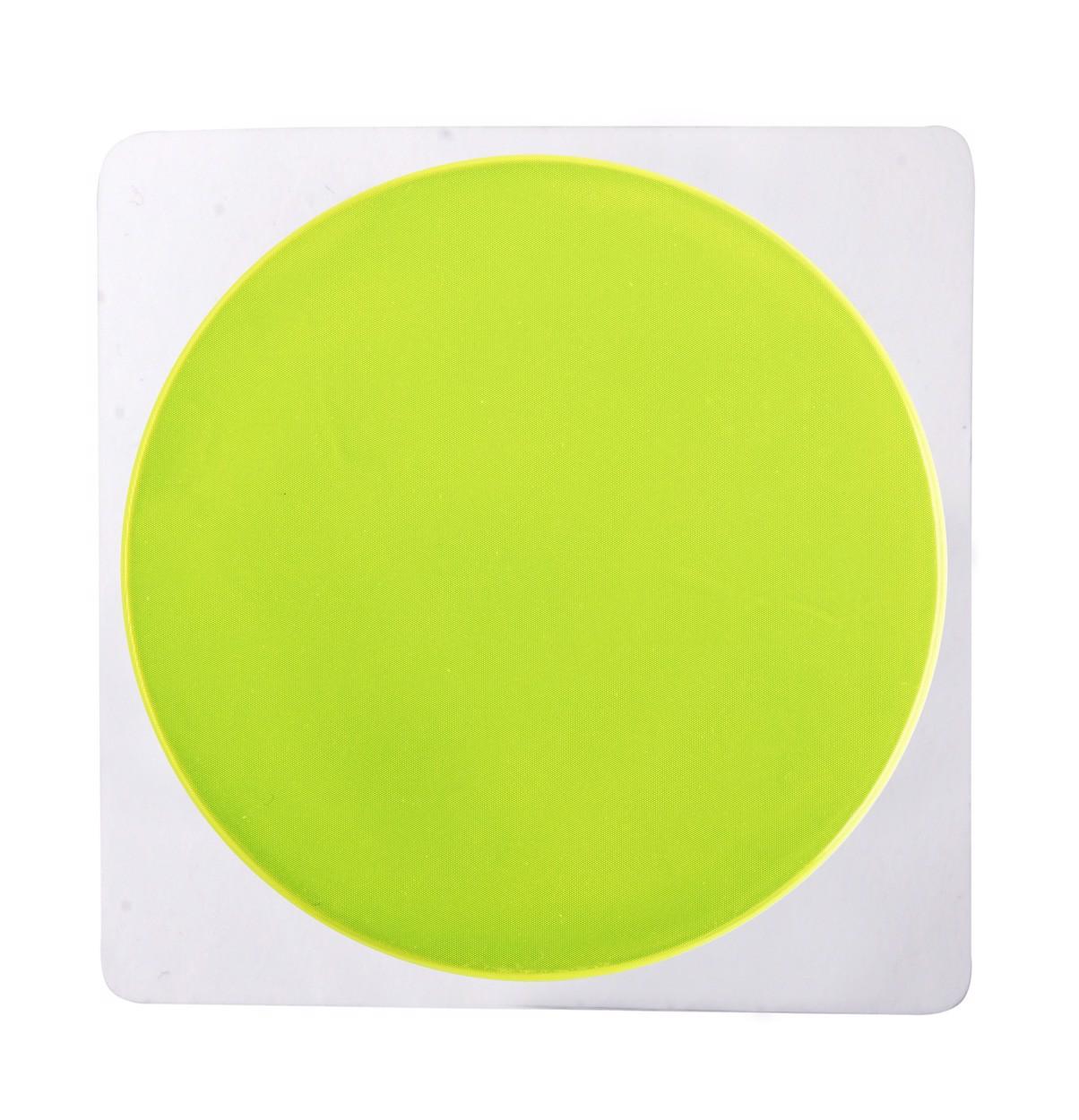Reflexní Samolepka Randid - Bezpečnostní Žlutá