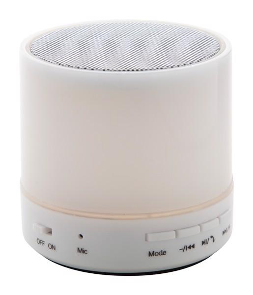 Bluetooth Reproduktor Stockel - Bílá