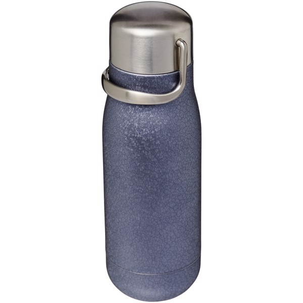 Yuki 350 ml copper vacuum insulated sport bottle - Grey