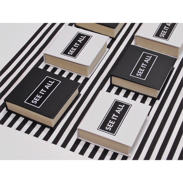Blok z karteczkami - Biały
