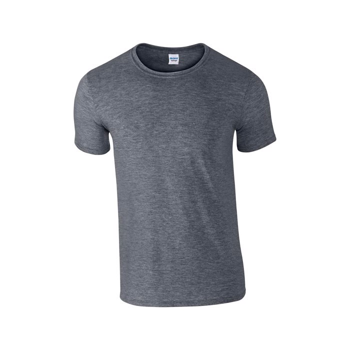 Ring Spun T-Shirt 150 g/m² Ring Spun T-Shirt 64000 - Dark Heather / XL