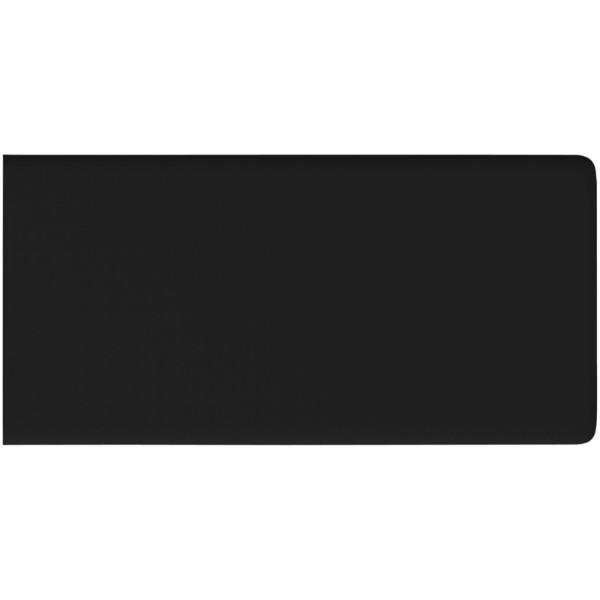 Svítící  powerbanka SCX.design P15  5000 mAh - Černá Sytá / Modrá