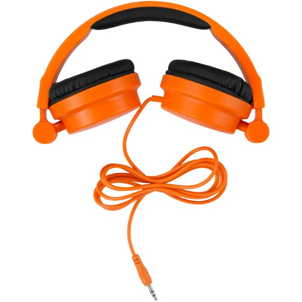 Rally foldable headphones - Orange