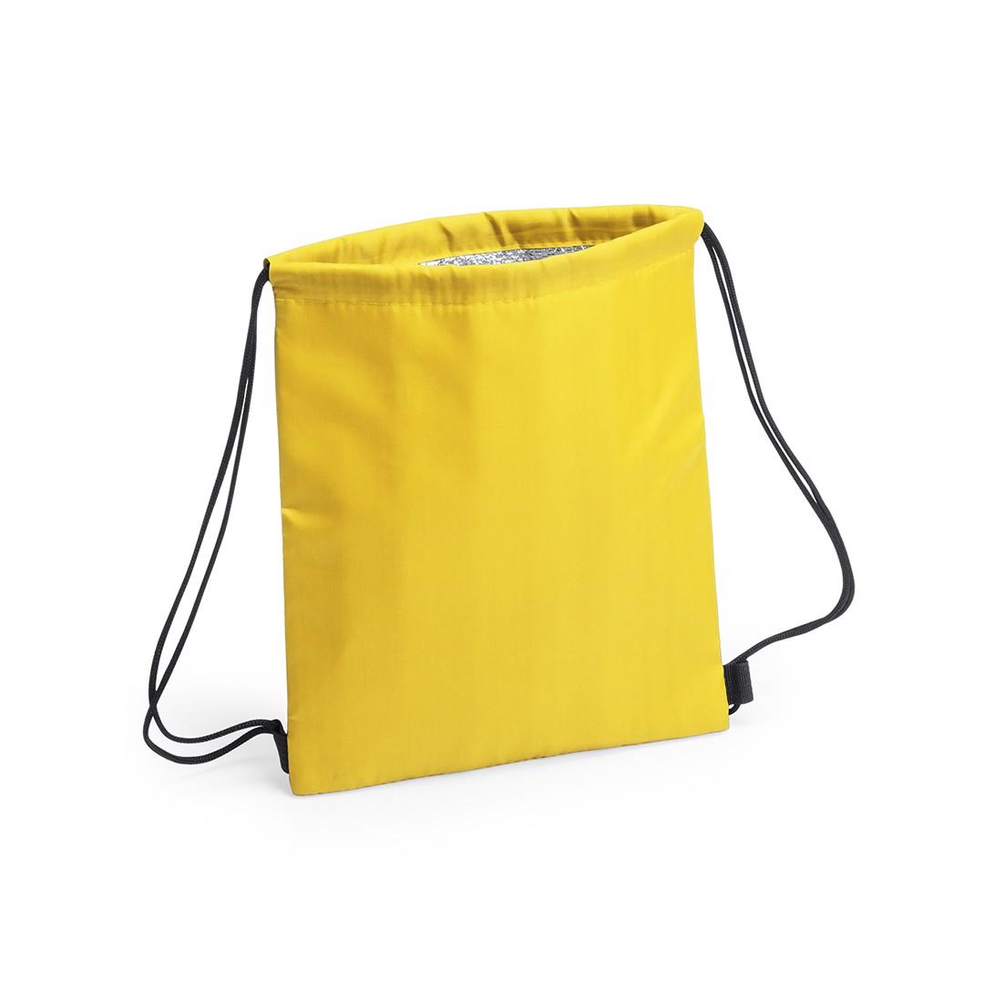 Mochila Refrigeradora Tradan - Amarelo