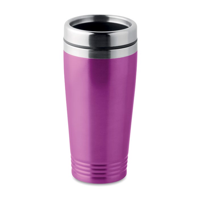 Double wall travel cup Rodeo Colour - Fuchsia