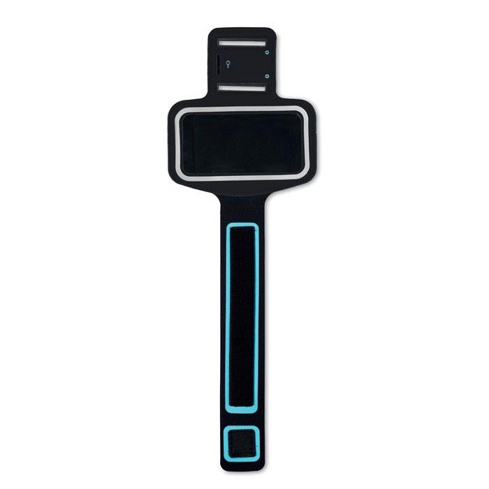 Neoprenové pouzdro na ruku Armphone - black
