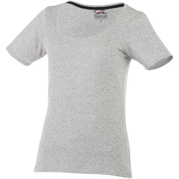 Dámské triko Bosey s hlubším kulatým výstřihem - Sport Grey / L