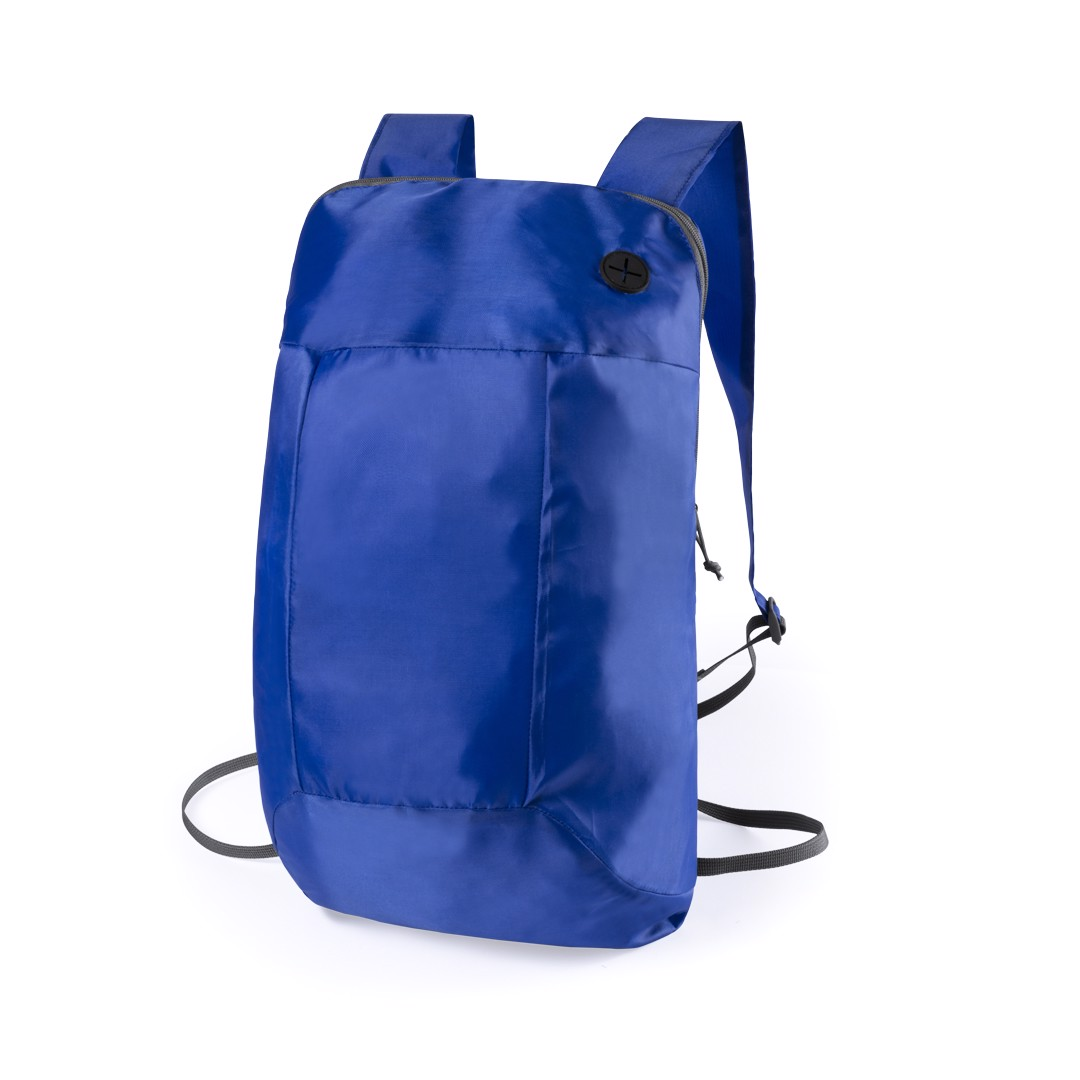 Foldable Backpack Signal - Blue